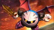 Créditos Modo Senda del guerrero Meta Knight SSB4 (3DS)