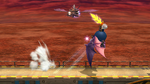 Lanzadera lateral (1) SSB4 (Wii U)
