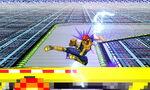 Patada relámpago SSB4 (3DS)