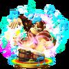 Trofeo de Konga Beat SSB4 (Wii U)