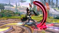 Ataque Normal Bayonetta (3) SSB Wii U