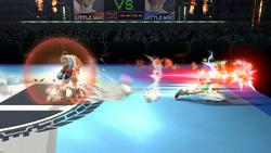 Directo aturdidor (3) SSB4 (Wii U)
