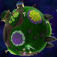 Galaxia Puerta Celestial Super Mario Galaxy