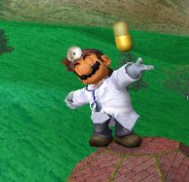 Burla Dr. Mario (2) SSBM