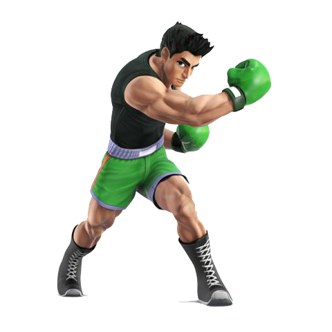 Little Mac SSB4 HD