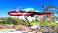 Ataque Fuerte Lateral Bayonetta (1) SSB Wii U
