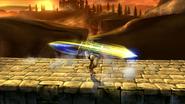 Ataque circular SSB4 (Wii U)
