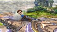 Espadachín Mii usando Chakram (2) SSB4 (Wii U)