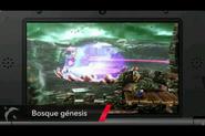 Explosion de la Bomba Genesis SSB4 (3DS)