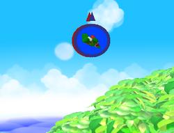 Lanzamiento hacia arriba de Kirby (2) SSBM