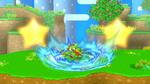 Pisotón estelar SSB4 (Wii U)