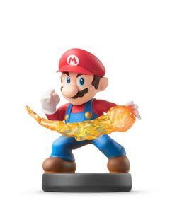 Amiibo de Mario