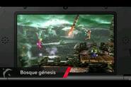 Caida de la Bomba Genesis SSB4 (3DS)