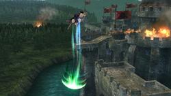 Elwind propulsor (2) SSB4 (Wii U)