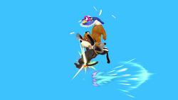 Presa aérea (2) SSB4 (Wii U)
