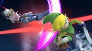 Salto delfin SSB4 (Wii U)