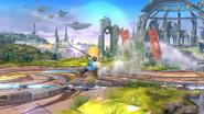 Tajo horizontal (1) SSB4 (Wii U)
