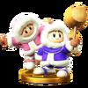 Trofeo de Ice Climbers SSB4 (Wii U)