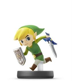 Amiibo de Toon Link