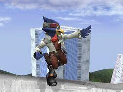 Burla Lateral Falco SSBB