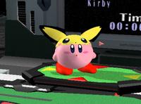 Copia Pichu de Kirby (1) SSBM