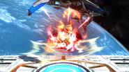 Fox de fuego (1) SSB4 (Wii U)