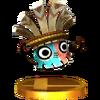 Trofeo de Kalimbero SSB4 (3DS)