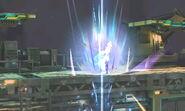 Zantetzuken en Midgar SSB4 (3DS)