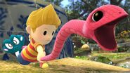 Cuerda serpiente de Lucas (1) SSB4 (Wii U)