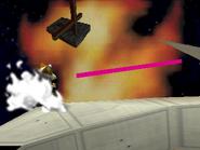 Disparo láser (2) SSB
