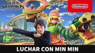Luchar con Min Min. Ultimate – Luchar con Min Min (Nintendo Switch)