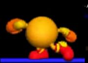 Pac-Man Ataque Normal (2) SSB 3DS