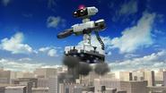 Propulsor Robo (2) SSB4 (Wii U)