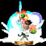 Trofeo de Giga Mac SSB4 (Wii U)