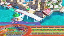 Bomba voladora (1) SSB4 (Wii U)