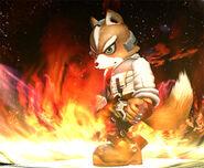 Preparando Fox de Fuego SSBB