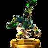 Trofeo de Fox (alt.) SSB4 (Wii U)