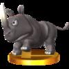 Trofeo de Rambi SSB4 (3DS)