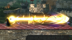 Trueno (Daraen) (5) SSB4 (Wii U)