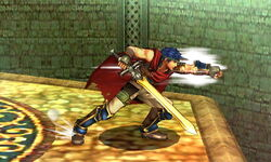 Ataque normal Ike (1) SSB4 (3DS)