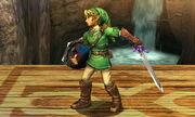 Burla superior Link SSB4 (3DS) (1)