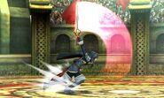 Danza del sable Lucina (4) SSB4 (3DS)