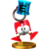 Trofeo de Eddie SSB4 (Wii U)