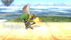 Arco incandescente (1) SSB4 (Wii U)