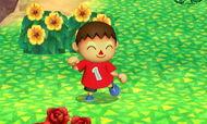 Burla lateral Aldeano SSB4 (3DS)