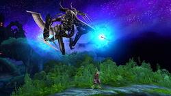 Cara Metálica Rayo láser (1) SSB4 (Wii U)