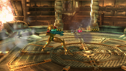 Misil relámpago (1) SSB4 (Wii U)