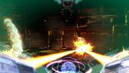 Nave de combate (3) SSB4 (Wii U)