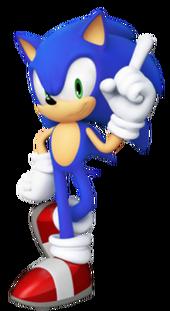 Sonic en Sonic Generations
