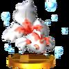 Trofeo de Goldeen SSB4 (3DS)